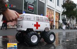 Dịch vụ cấp cứu cho... điện thoại thông minh tại Bỉ