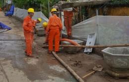 5.500 hộ dân vùng lũ quét ở Sơn La được cấp điện trở lại