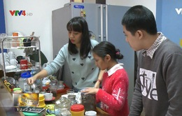 Quán cà phê dạy kỹ năng sống cho trẻ em khuyết tật