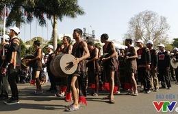Những hình ảnh đậm sắc văn hóa Tây Nguyên tại Lễ hội đường phố Buôn Ma Thuột 2017