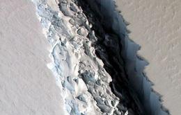 Khối băng khổng lồ sắp tách khỏi Nam Cực