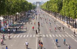 Pháp: Lần đầu tiên thủ đô Paris hạn chế xe hơi