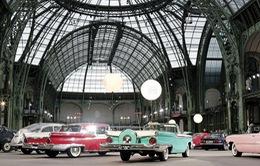 Bộ sưu tập xe cổ tại Pháp
