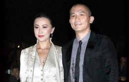 Rộ tin đồn vợ Lương Triều Vỹ mang thai ở tuổi 51