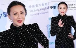 Vợ Lương Triều Vỹ bác bỏ tin đồn mang thai ở tuổi 51