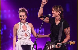 Keith Urban thắng lớn tại CMT Music Awards 2017