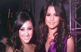 Câu chuyện tình bạn đẹp của ca sĩ Selena Gomez
