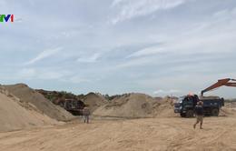 Việt Nam có nguy cơ cạn kiệt cát tự nhiên