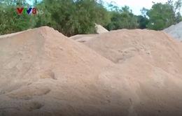 Khánh Hòa phát động phong trào quần chúng giám sát khai thác cát, sỏi
