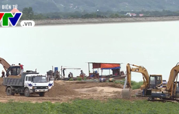 Cần xem xét việc khai thác cát trong lòng hồ tại Cam Lâm, Khánh Hòa
