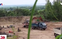Khai thác cát trái phép ở Bình Thuận: Bất lực hay buông lỏng quản lý?