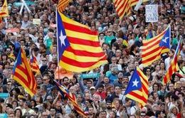 Nghị viện Catalonia tuyên bố độc lập