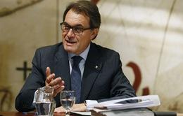 Tây Ban Nha: Cựu lãnh đạo xứ Catalonia ra tòa vì tổ chức trưng cầu dân ý đòi độc lập