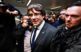 Ngừng dẫn độ cựu Thủ hiến vùng Catalonia của Tây Ban Nha