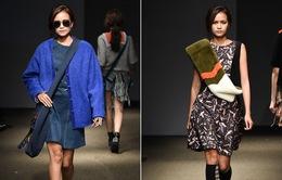 Ngọc Châu Next Top Model tự tin sải bước tại Seoul Fashion Week