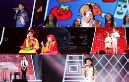 Nhìn lại top 15 thí sinh xuất sắc nhất của Giọng hát Việt nhí 2017