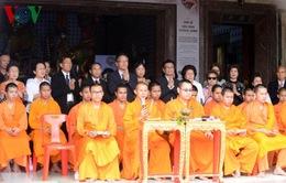 Kiều bào Thái Lan tổ chức Đại lễ cầu siêu cho các anh hùng liệt sĩ