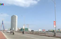 Đà Nẵng: Cầu Sông Hàn đã lưu thông 2 chiều