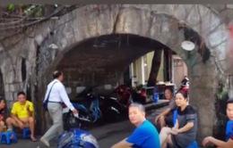 Đề nghị chưa đục thông vòm cầu đường sắt Hà Nội