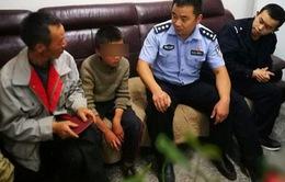Trung Quốc: Bé trai 10 tuổi bỏ nhà lang thang 1 tháng vì bị bố đánh