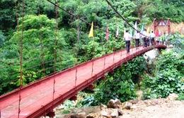 Xây dựng 8 cầu dân sinh ở Sơn La
