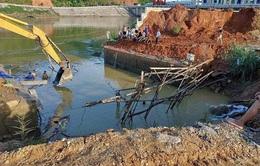 Xác định danh tính các nạn nhân trong vụ sập cầu ở Tuyên Quang