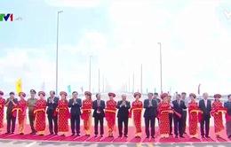 Khánh thành cầu vượt biển dài nhất Đông Nam Á