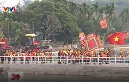 Lễ hội Cầu Trâu Phú Thọ: Không còn cảnh đánh đầu trâu