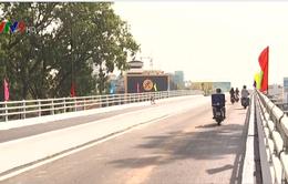 Đình chỉ thi công cầu vượt Nguyễn Thái Sơn - Nguyễn Kiệm 2 tháng