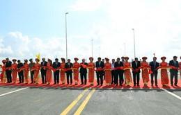 Việt Nam đưa vào sử dụng cầu vượt biển dài nhất Đông Nam Á