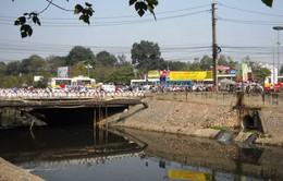 Cấm ô tô một chiều trên cầu Yên Hòa từ ngày 5/6