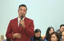 Câu chuyện của Thể thao Việt Nam trong cuộc gặp gỡ các VĐV tiêu biểu năm 2016