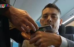 Công nghệ cấy chip vào người thịnh hành tại Thụy Điển