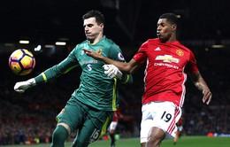 Đội hình tiêu biểu vòng 23 Ngoại hạng Anh: Dàn sao Man City tỏa sáng, ấn tượng Jakupovic