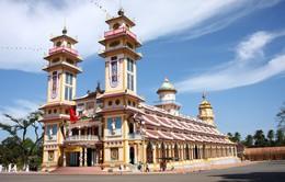 Tòa Thánh Tây Ninh - Thánh địa lớn nhất của đạo Cao Đài