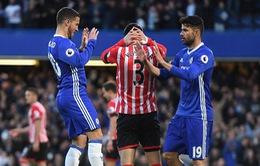 Costa lập cú đúp, Chelsea xây chắc ngôi đầu