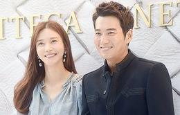 Vợ chồng tài tử Joo Sang Wook mong đợi con đầu lòng