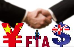 Bộ trưởng Thương mại Australia đánh giá cao FTA với Trung Quốc