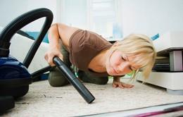 Những mối nguy hại sức khỏe tiềm ẩn trong nhà