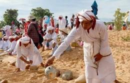 Đồng bào Chăm theo đạo Hồi ở Ninh Thuận rộn ràng đón năm mới