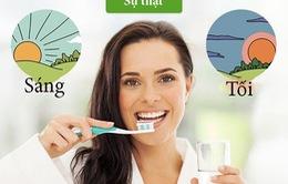 Những quan niệm lỗi thời về chăm sóc răng miệng
