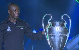 Hành trình đón cúp UEFA Champions League tại Hà Nội