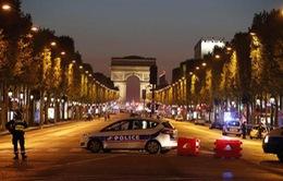 Pháp: Nổ súng ở trung tâm Paris, một cảnh sát thiệt mạng