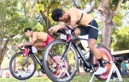 Chặng đua đặc biệt của giải xe đạp quốc tế VTV Cúp Tôn Hoa Sen 2017