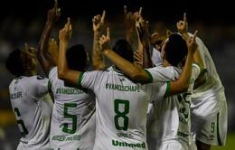 Chapecoense giành chiến thắng lịch sử tại Copa Libertadores