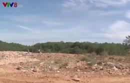 Quảng Nam gặp khó khăn trong xử lý chất thải rắn