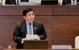 Chất vấn Bộ trưởng Bộ KH&ĐT: Trách nhiệm của Bộ với những bất cập của Luật Đầu tư công