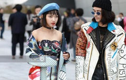 Dấu ấn của thời trang Việt trên các sàn diễn đường phố