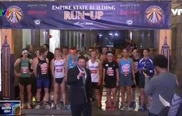 Độc đáo cuộc thi leo cầu thang tòa nhà Empire State