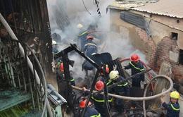 TP.HCM: Cháy nhà cấp 4, 1 người tử vong